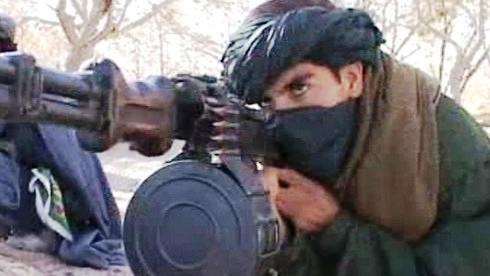 Ozbrojenec Talibanu