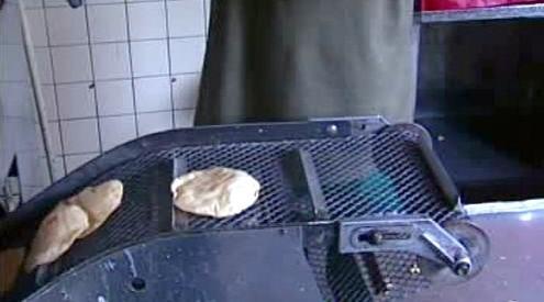 Výroba tortill
