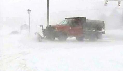 Sněhový pluh