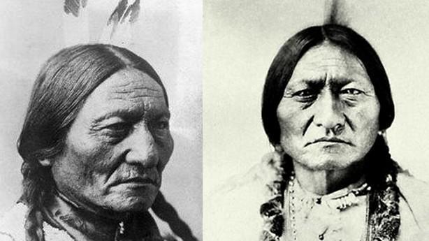 Náčelník Siouxů Sedící Býk