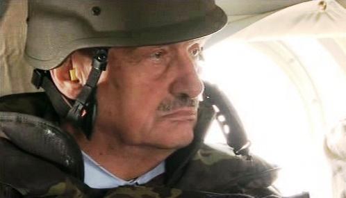 Karel Schwarzenberg v Afghánistánu