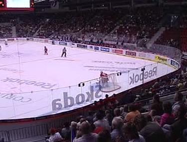 Karlovarská hokejová aréna