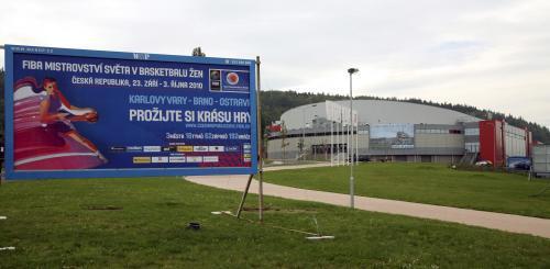 Multifunkční aréna v Karlových Varech