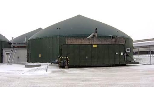 Bioplynová elektrárna