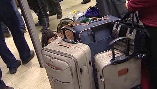 Sbalené kufry