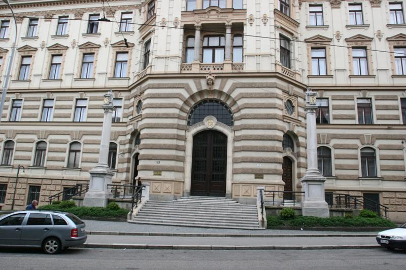 Krajský soud Brno