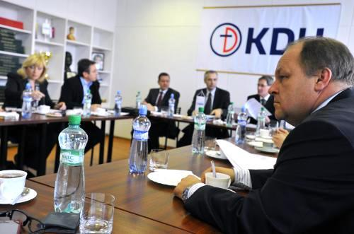Jednání slovenské vládní koalice
