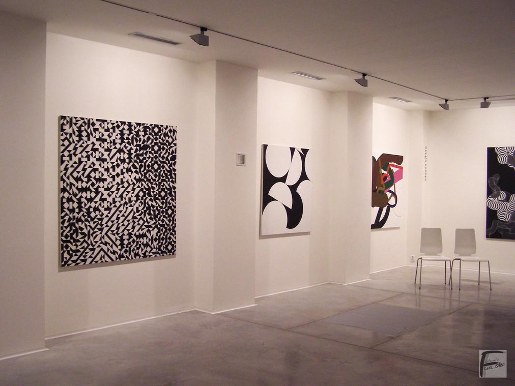 Výstava Spolu - Galerie města Loun