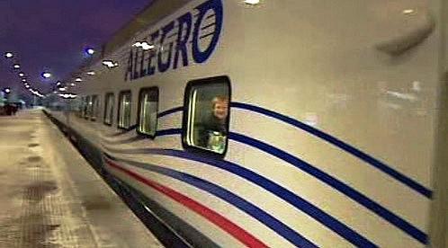 Vysokorychlostní vlak Allegro