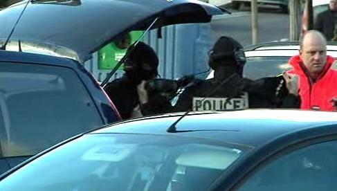 Útok na školku ve Francii