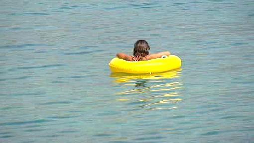 Letní dovolená u vody