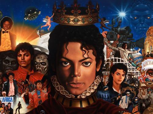 Michael Jackson / Michael