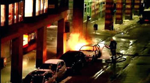 Výbuch ve Stockholmu