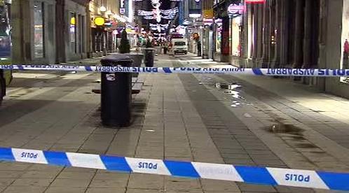 Útoky ve Stockholmu
