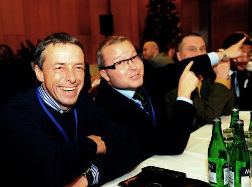 Pavel Bém a Tomáš Chalupa