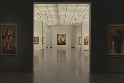 Výstava Pabla Picassa v Curychu