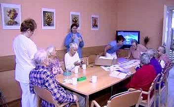 Domov důchodců v Českém Dubu