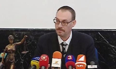 Slovenský generální prokurátor Dobroslav Trnka