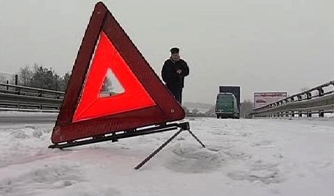 Výstražný trojúhelníik