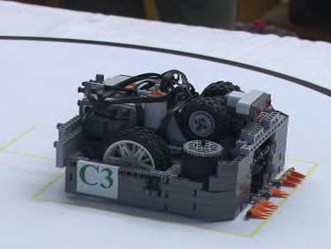 Robotí soutěžící na ČVUT
