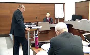 Miroslav Dvořák u soudu