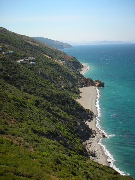 Marocké pobřeží