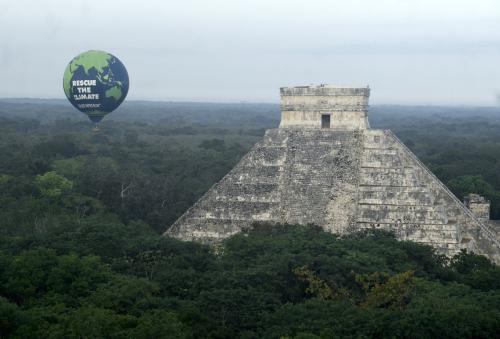 V mexickém Cancúnu začíná konference o klimatu