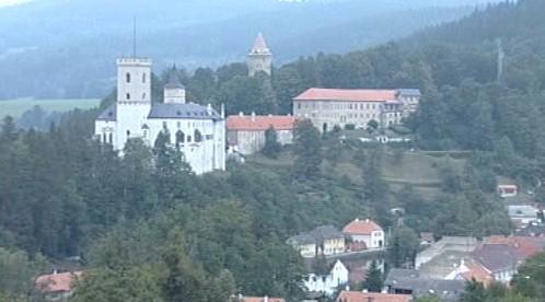 Zámek Rožmberk