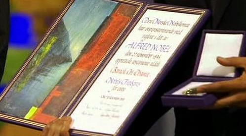 Nobelova cena míru