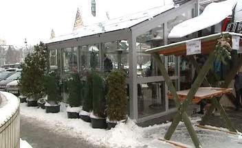 Kavárna v centru Pardubic