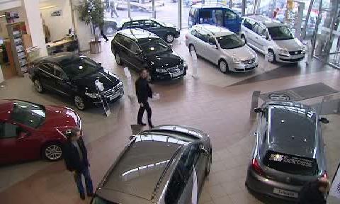 Prodejna automobilů