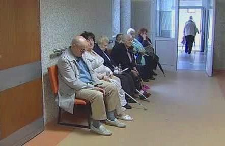 Čekárna u lékaře