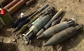 Nevybuchlá válečná munice