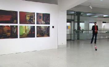 Z výstavy finalistů NG 333 a skupiny ČEZ (2010)