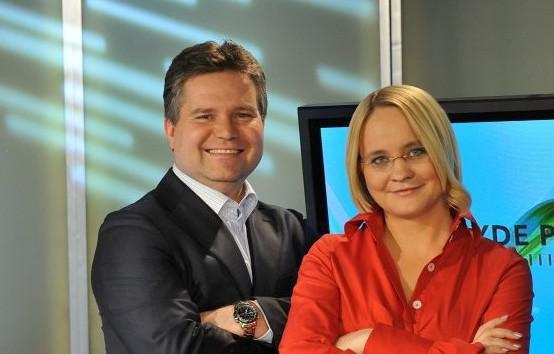 Daniel Takáč a Pavlína Kvapilová