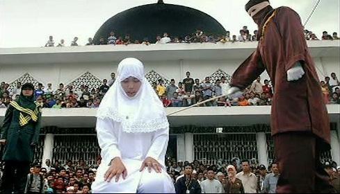 Veřejný trest v muslimském světě