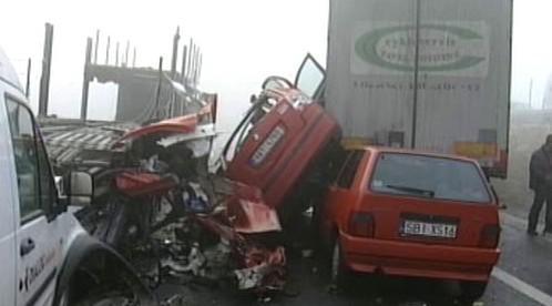 Nehoda v Těšíně