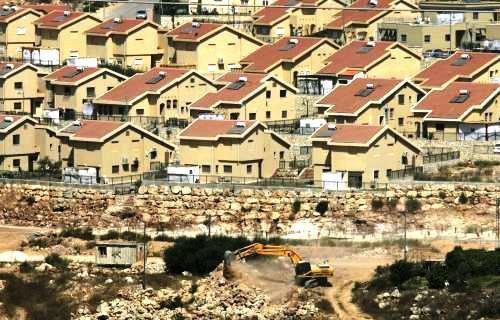 Izrael obnovil výstavbu na Západním břehu