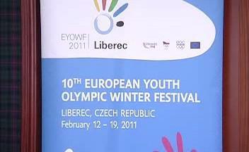 Evropská zimní olympiáda mládeže Liberec