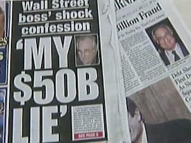 Investiční podvod Bernarda Madoffa