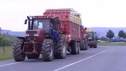 Blokáda silnic