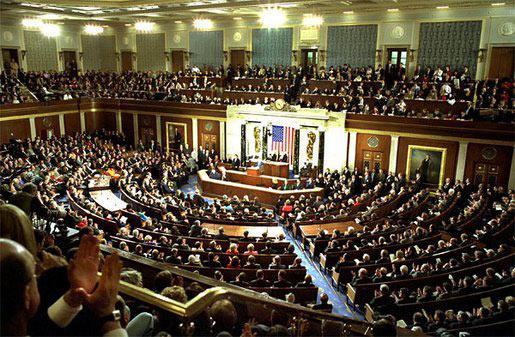 Jednání Kongresu USA