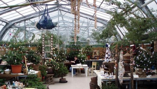 Vánoční výstava Dárky od Ježíška