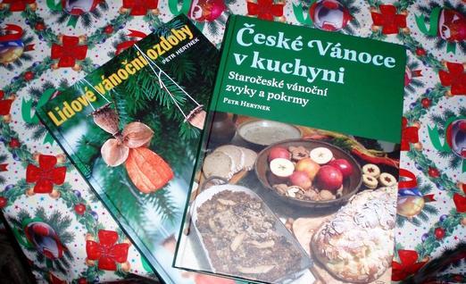 Lidové vánoční ozdoby a České Vánoce v kuchyni