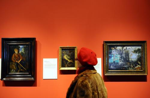 Výstava Roelandta Saveryho