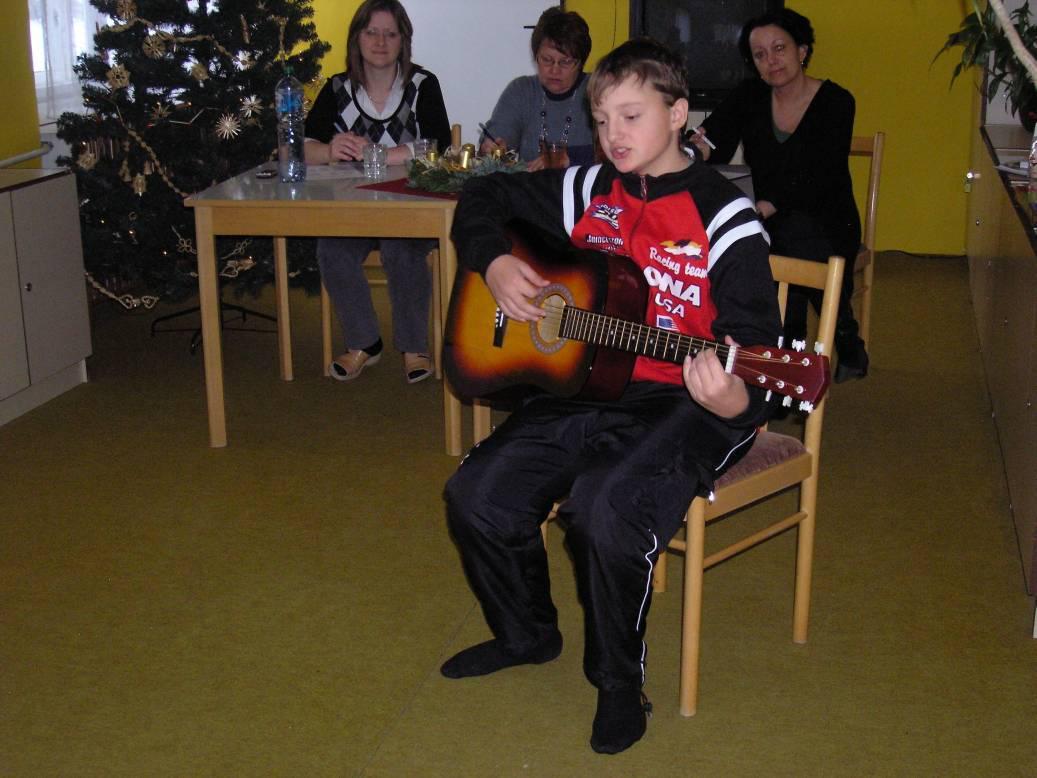 Vánoční zpívání v Šumné