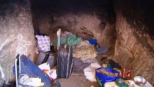 Příbytek bezdomovce