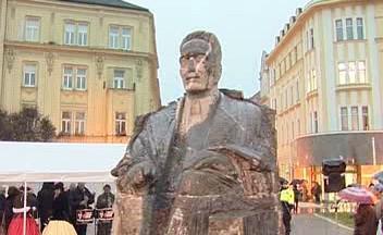 Pomník Františka Ulricha
