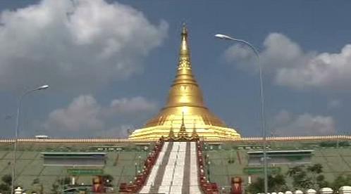 Luxusní Naypyidaw