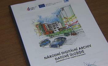 Projekt Národního ditigálního archivu